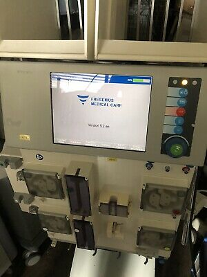Fresenius MultiFiltrate Dialysis Machines In excellent Condition