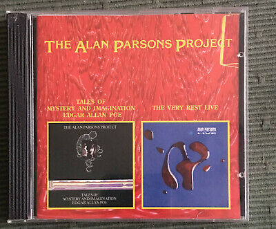 The Alan Parsons Project Tales of mystery and imagination / the very best live