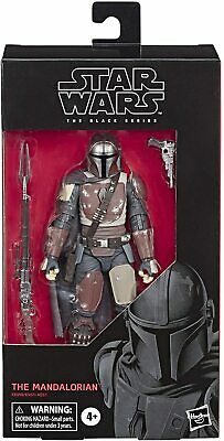 Star Wars The Black Series #94 Mandalorian 6 inch Figure BRAND NEW