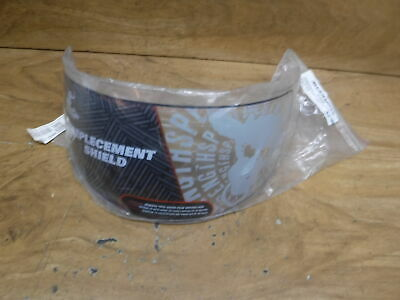 Speed And Strength Replacement Face Shield Tear Off 80S Recoil 3X Fast Shipping
