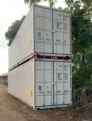 Kauai Container. 40ft High Cube Shipping Containers. New and used in stock.