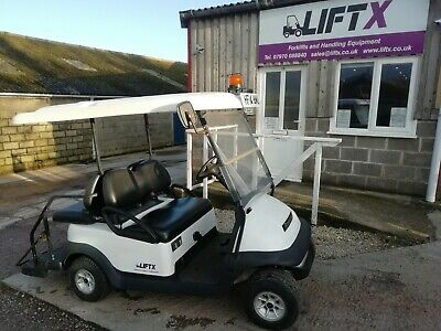 Bradshaw Clubcar Villager 4 seat Electric Golf Buggy BRAND NEW BATTERIES