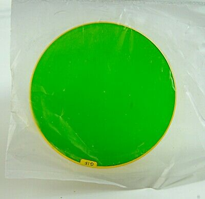 Nikon or Olympus 45mm Microscope Green Interference Filter (GIF)