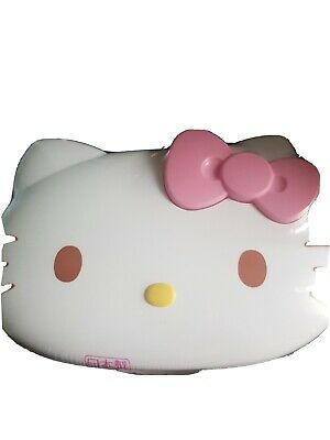 Sanrio Hello Kitty Wet Tissue Moist Towelette Wipe & Facial Form Case Box F/S