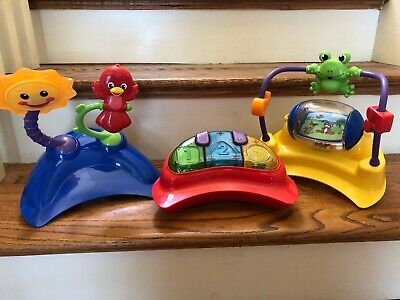 Baby Einstein Neighborhood  Symphony Jumperoo 3 Toy Replacement Parts