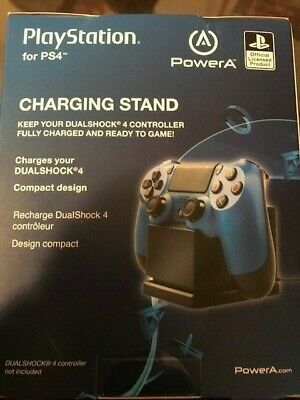 Power A Single Charging Station for PlayStation 4