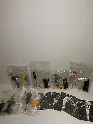 Dead Or Alive Takara Figure Collection Lot Of 6*