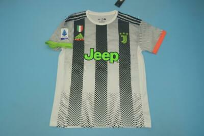 Camiseta Local Especial Juventus Temporada 2019 - 2020