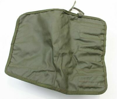 New Genuine British Army Military Surplus Weapons Cleaning Tool Kit Pouch SA80