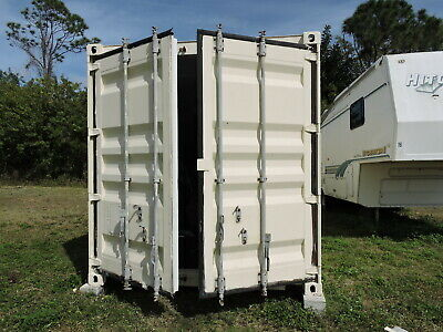 40 ft  Fully Insulated Shipping Container Newly Painted BUYER PAYS SHIPPING