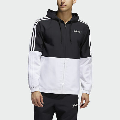 adidas Essentials 3-Stripes Windbreaker Men's
