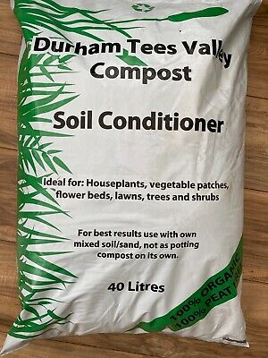 """40lt Bag of """"ORGANiC PEAT FREE"""" Compost Soil Conditioner -NEXT DAY DPD DELIVERY-"""