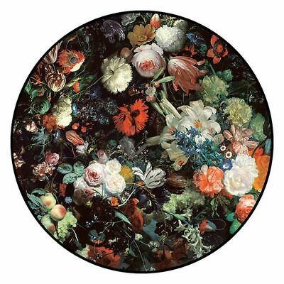 NEW SLH In Bloom #1 Round Canvas Print