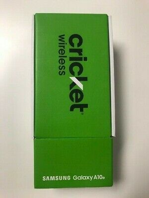 Samsung Galaxy A10e - SM-A102U - 32Gb - **works with cricket only**