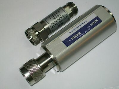 MARCONI AEROFLEX 6920 power sensor -70 -20dbm  20 ghz N connector