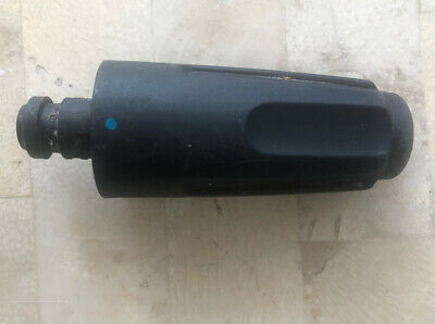 Genuine Nilfisk Pressure Washer Nozzle - Blue Dot