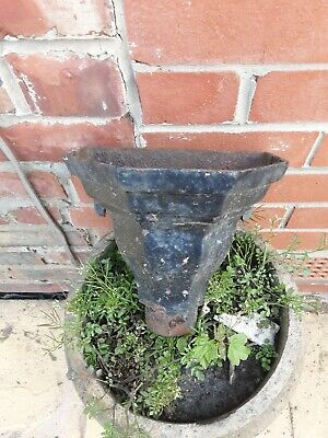Cast Iron Hopper Head Architectural Salvage Guttering