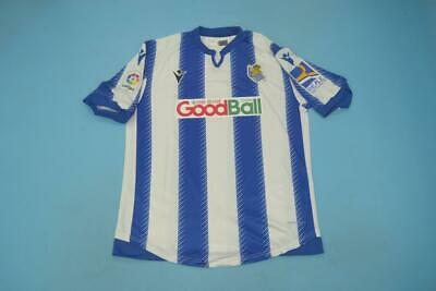 Camiseta Local Real Sociedad Temporada 2019 - 2020