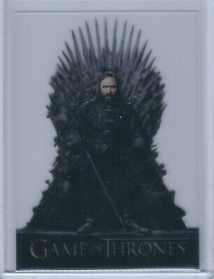 The Hound Acetate Insert Card - Game of Thrones Season 8 - T16