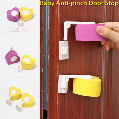 Sticker Anti-pinch Guards Door Stopper Child Safety Hand Prote Pinch-Protective