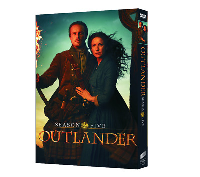 Outlander Season 5 (DVD, 4-DVD) Free Shipping New Us Seller