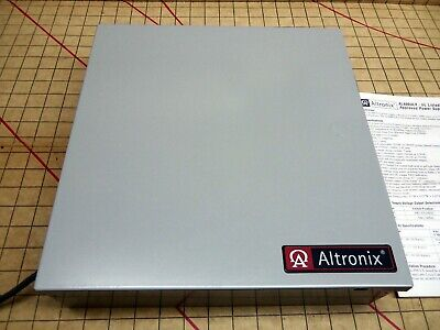 Altronix Al400Ulx Power Supply/ Charger