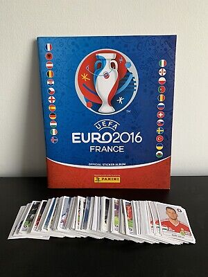 Panini Euro 2016 Stickers - Choose From The List (Album Not included)