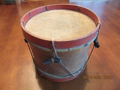 Small Antique Drum