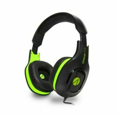 Stealth Sx-Pro Stereo Gaming Headset Headphones + Mic Control