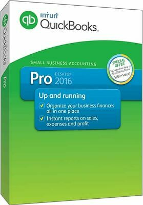 ✅QuickBooks Desktop Pro 2016 Windows Lifetime key✅ Fast Delivery✅