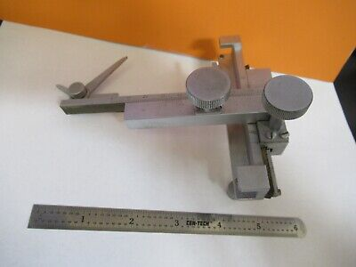 Ao American Optics Spencer Clips Stage Microscope Part As Pictured &7B-B-176