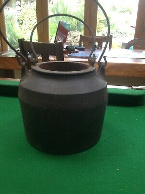 Vintage Holcroft No 30 Glue Pot With Inner