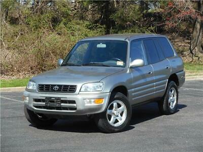 2000 Toyota RAV4 4WD AWD LOW 85K MILES CLEAN CARFAX NON-SMOKER! 2000 TOYOTA RAV4 4WD LOW 85K MILES CLEAN CARFAX NON-SMOKER HIGHLANDER MUST SELL!