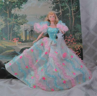 Fantasy Outfit:  Birthday Barbie: Includes Doll.