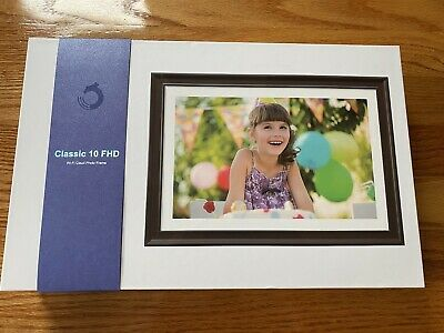 Dragon Touch Classic 10 FHD Wi-Fi Picture Frame