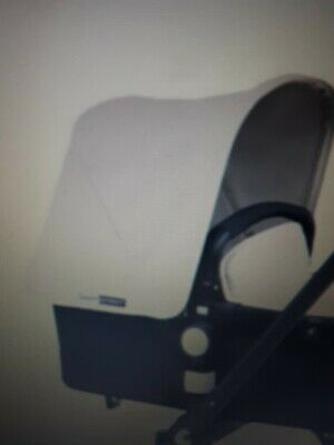 Bugaboo Cameleon 3 Off White Extendable Canopy Only Brand New