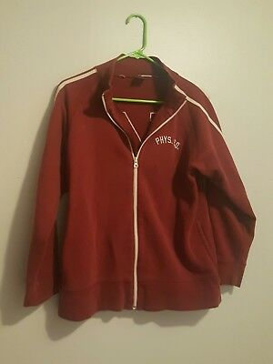 Old Navy Active Girls Size L (10/12) zip up Sweat Shirt
