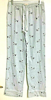 LOVE by GAP Woman's Sz.XS Gray Pajama Pants Flannel
