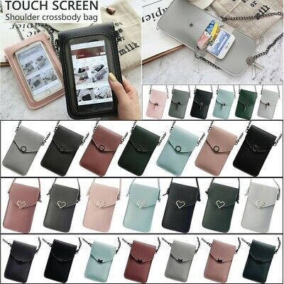 Touchable PU Leather Change Bag(✨Women's Gift Promotion✨ Mobile Phone Bag)