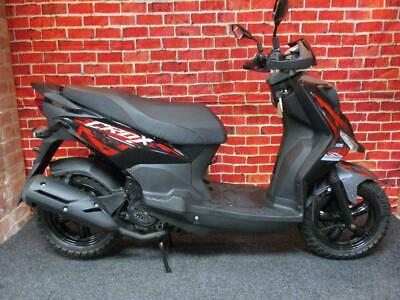 SYM CROX 125cc Automatic Scooter Moped Rev & Go Learner Legal 5 YEAR WARRANTY