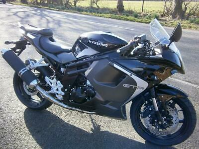 Hyosung GT650 R 2018 SAVE £1,000.00 On This Bike Now