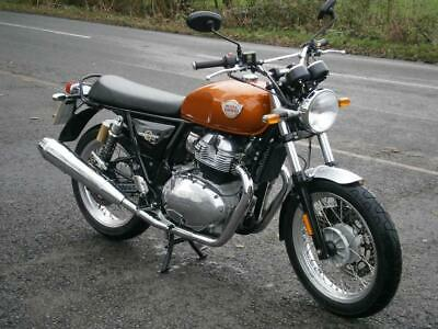 Royal Enfield INTERCEPTOR 650cc A2 Compliant Modern Classic Motorcycle