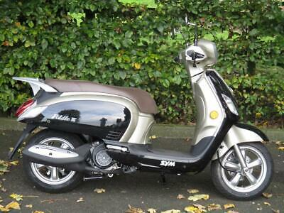 SYM FIDDLE III 125 2020 125cc Learner Legal Retro Automatic Scooter