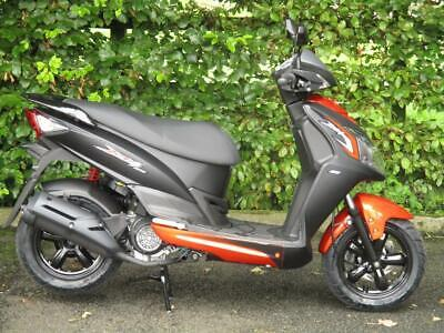 SYM JET4 125 E4 2020 125cc Learner Legal Automatic Modern Scooter