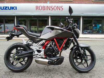 New Hyosung GD250R Low rate finance PRE REG BIKES FROM £2695