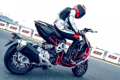 ItalJet Dragster 200cc Naked Sports Automatic Scooter
