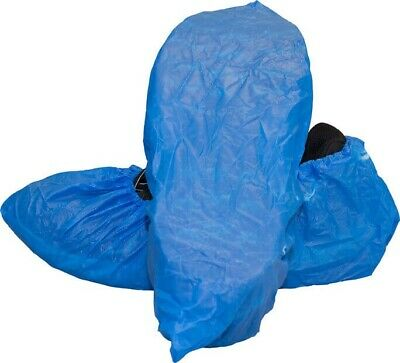 Shoe cover protection disposable over shoes 2000 pieces - 1000 pairs