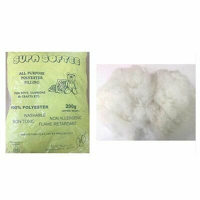 Toy Stuffing super Soft Polyester Fibre Filling 800 grams