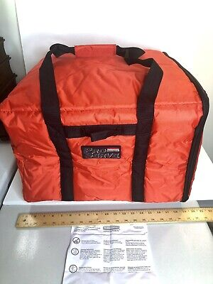 Rubbermaid ProServe Nylon Commercial Insulated Bag 19.75in x 19.75in 9F3900RED