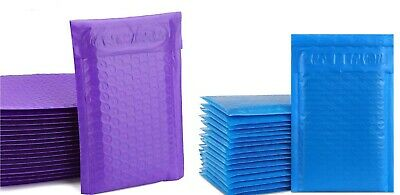 """Poly Bubble Mailers Small Padded Envelope 4"""" x 8"""""""